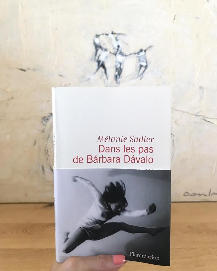 Dans les pas de BárbaraDávalo