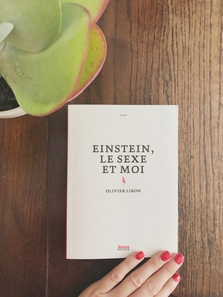 Einstein, le sexe etmoi