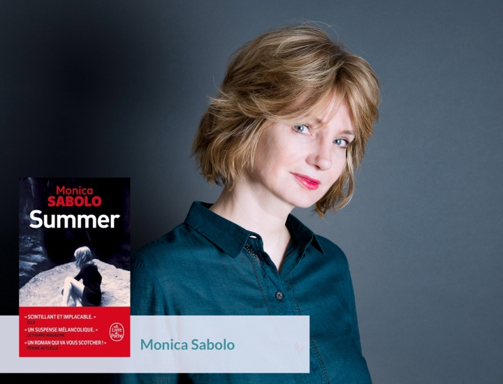 Monica Sabolo – Interview • SUMMER•