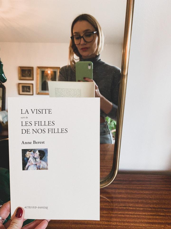 LA VISITE suivi de LES FILLES DE NOSFILLES